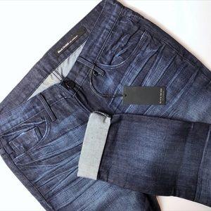 Black Orchid Boyfriend Jeans